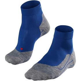 Falke RU4 - Calcetines Running Hombre - gris/azul